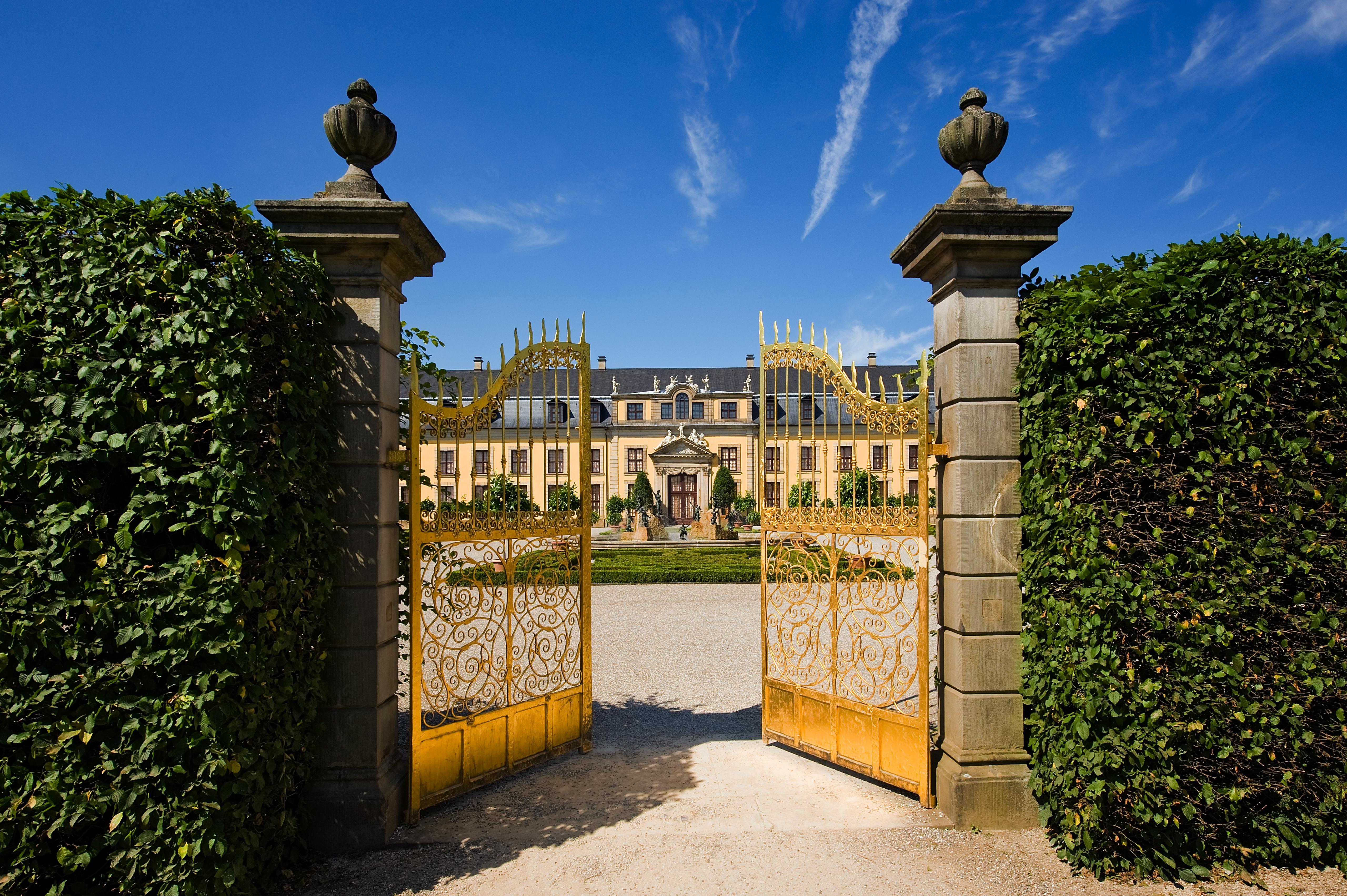 Goldenes Tor Hannover
