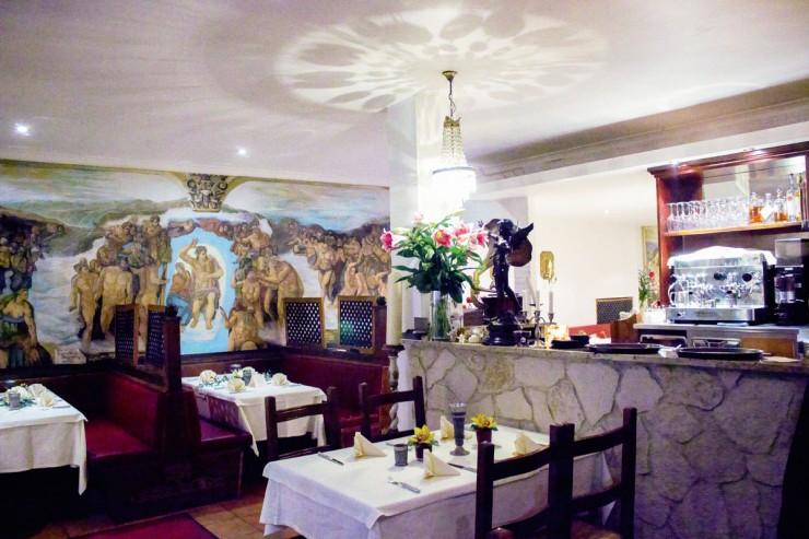 Restaurant Abendmahl Hannover