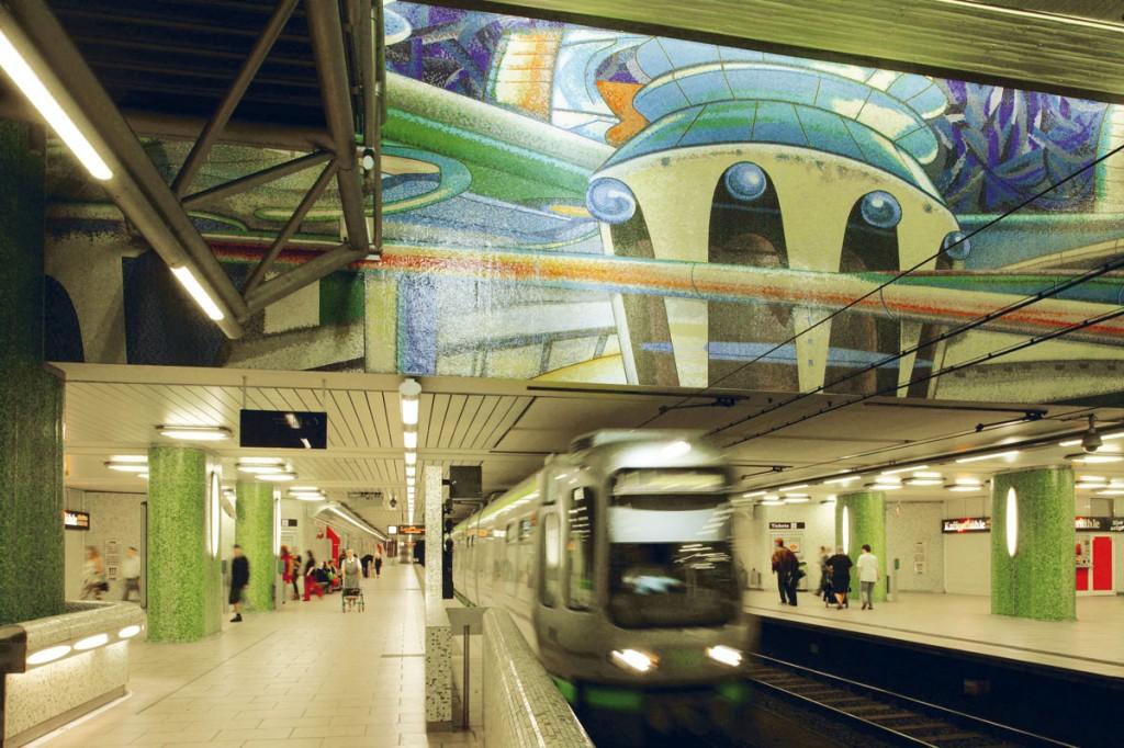 Station Kröpke
