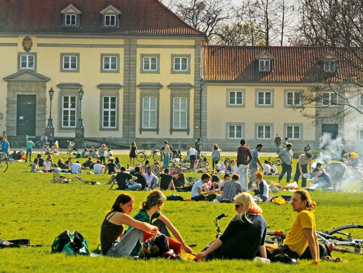 Nordstadt Wiese
