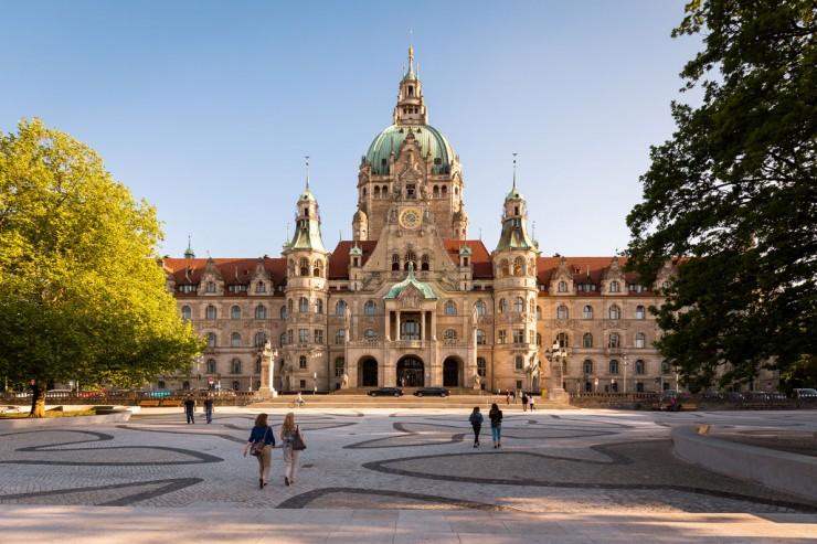 Neues-Rathaus