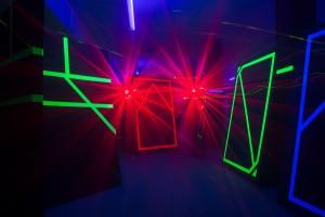 Lasertag von innen