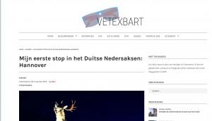 Vetexbart Website
