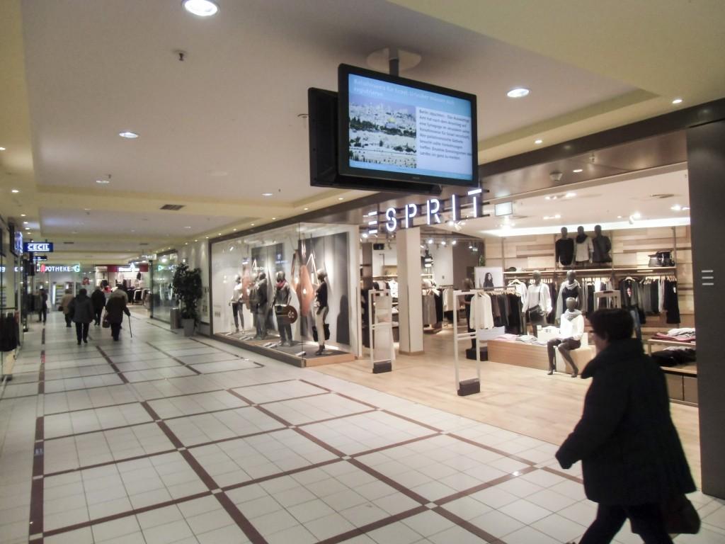 Shopping Plaza innen