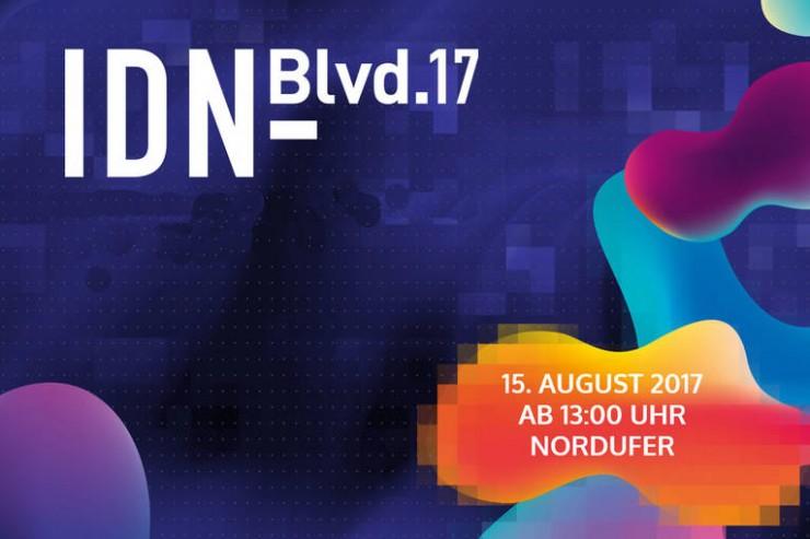 Maschseefest: Ideen Boulevard 2017 | 15.08.2017
