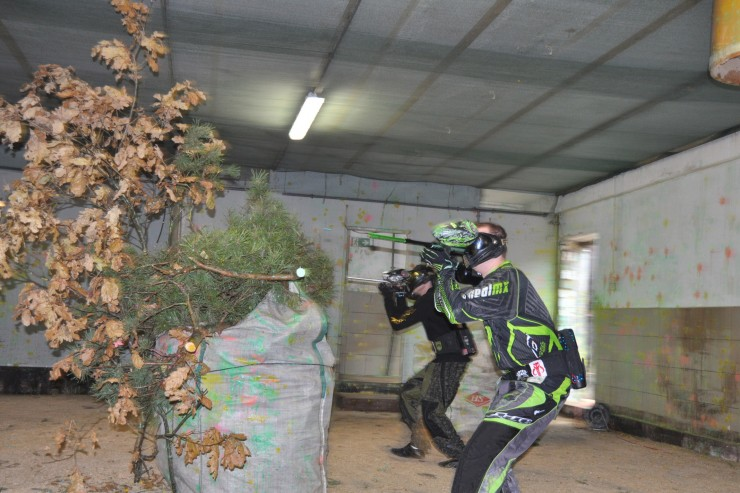 Paintball Parcs