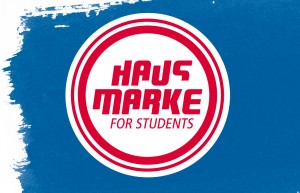 Hausmarke für Studenten Logo