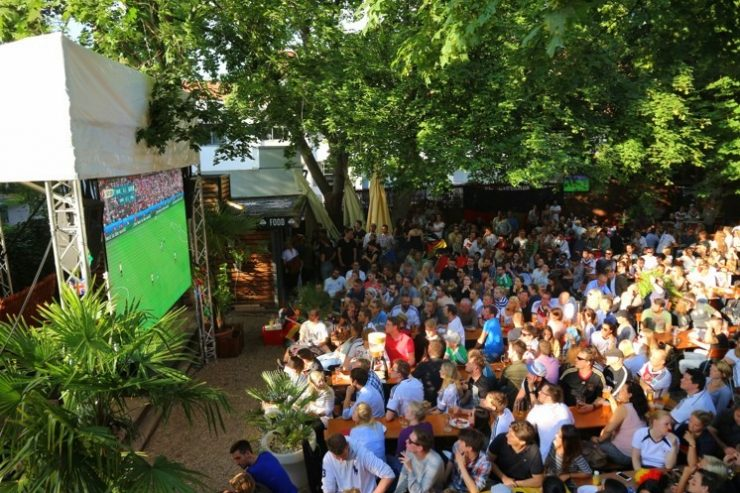 Public Viewing Hannover