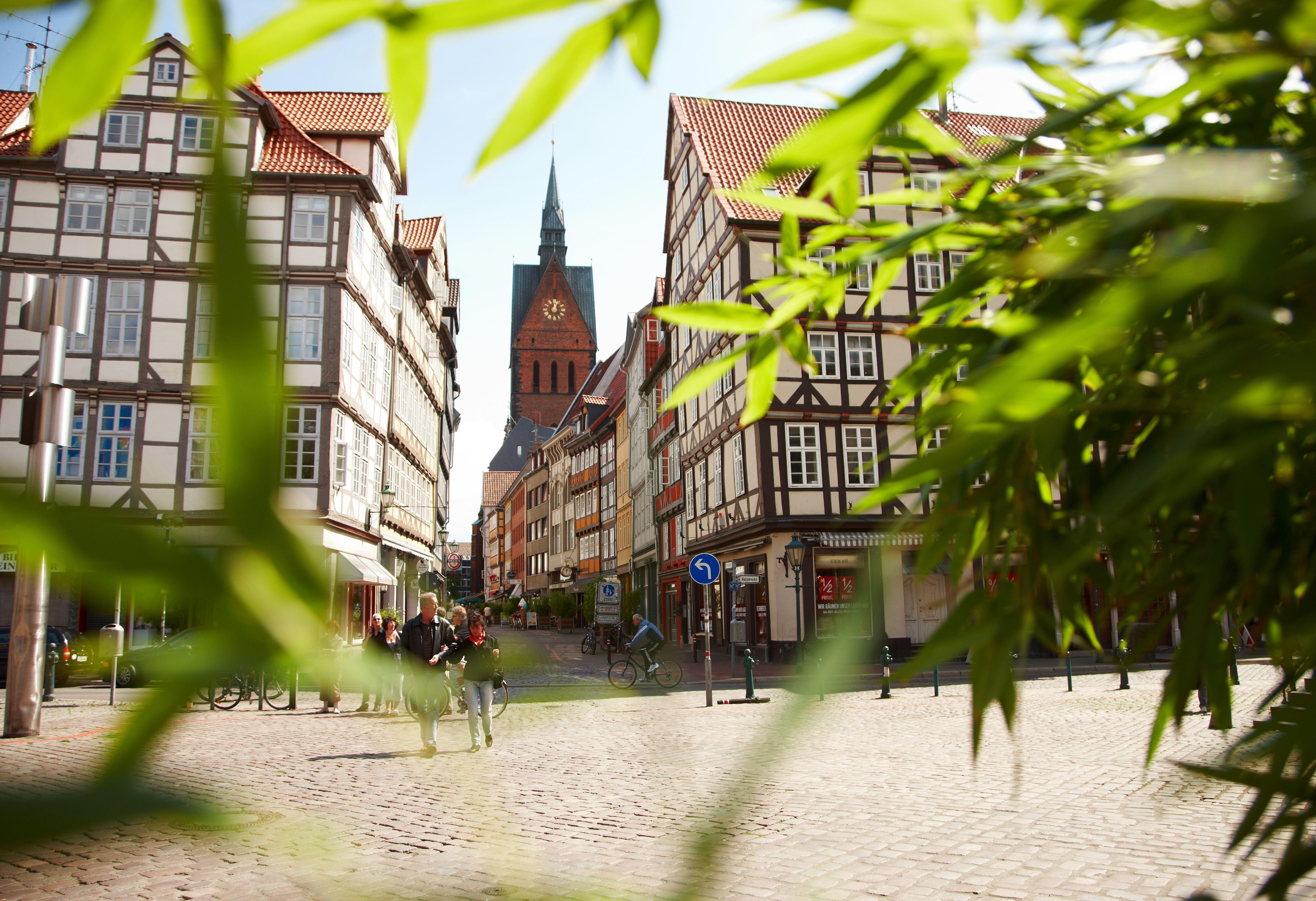 Altstadt Gebäude