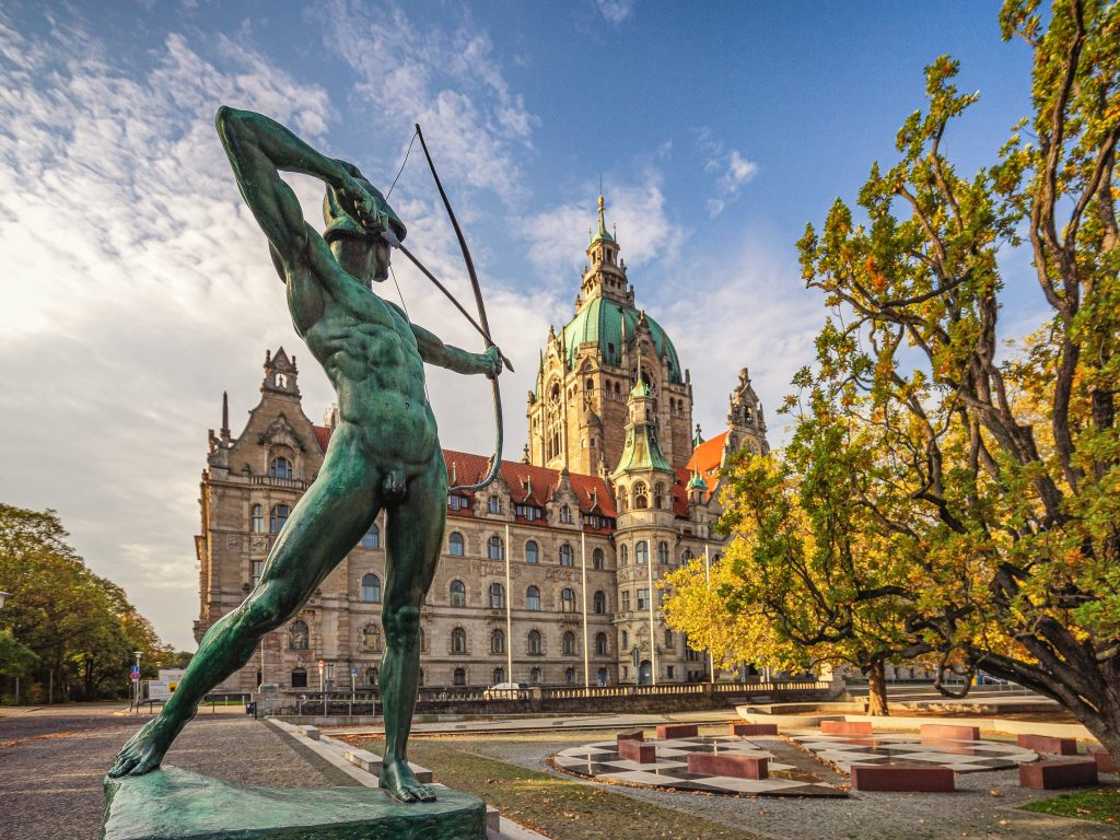 Statue Hannover