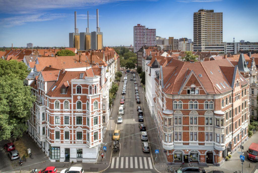Straße Hannover