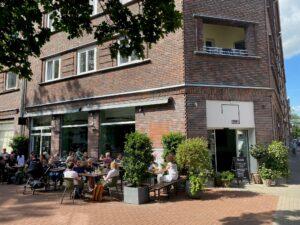 Corner Hannover von außen