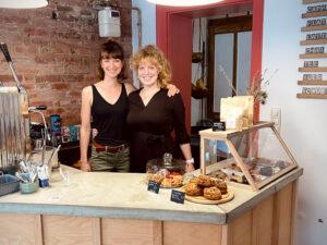 Coffee & Scones Mitarbeiter