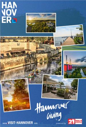Hannover Living Plakat