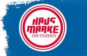 Hausmarke für Studenten